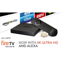 Amazon Fire Tv 4k Mejor Que Roku Sin Rentas