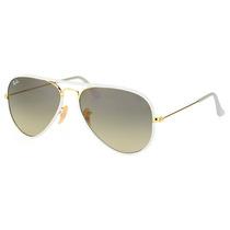 Óculos De Sol Ray Ban Aviador Full Color Rb3025-j-m 146/32