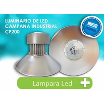 Campana Led 200w High Bay Industrial Foco Lampara Watts