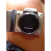 Cámara Fotográfica Olympus Sz- 10 14mp 18x Zoom 28mm Lcd 3.0