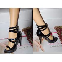 Zapatos Stilettos Usado Varios Modelos Talles 40!!!
