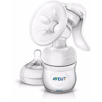 Extractor De Leche Manual Philips Avent Natural Para Bebes