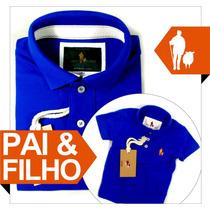 Tal Pai & Filho Camisa Polo Sheepfyeld Qualid.de Importada