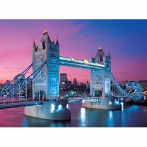 Rompecabezas Puzzle Puente De Londrestomax X2000 Piezas