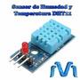 Sensor De Humedad Y Temperatura Dht11 Para Arduino, Pic