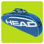 Bolso Raquetero Head Elite Pro Para 3 Raquetas Tenis Local