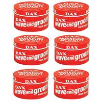 Cera Pasta Dax Wave & Groom 6 Latas