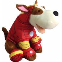 Cão Spock Homem De Ferro