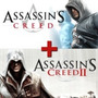 Assassins Creed 1 Y 2 Pack Juegos Ps3