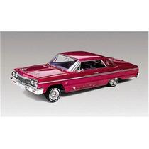 Juguete Revell Carro Coleccionable Chevy Impala Lowrider Te
