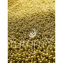 Perla Dorada Oro Confeti Mesa De Dulces A Granel Candy Bar