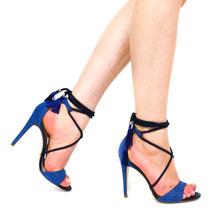 Sandália Amarração Cecconello Salto 967005 | Zariff