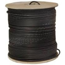 Cable Coaxial Rg59 Negro Oferta Especial