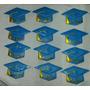 Apliques Para Recuerdos O Distintivos De Graduación Fiesta