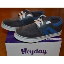 Zapatos Heyday Urbanos Cuerina Gamuza T23-29 Little Treasure