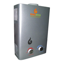 Boiler De Paso Para Agua Gaxeco 6 Lts Gas L.p.