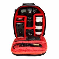Bolso Camara Nikon 2017 Waterproof Para Todos Los Modelos