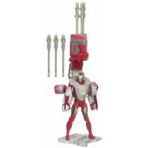 Iron Man 2 Armor Tech Juggernaut Upgrade Hasbro