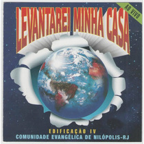 Cd - Comunidade Evangélica De Nilópolis - Ao Vivo