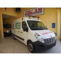 Renault Master Ambulância 0 Km - Van Oslam