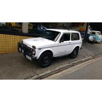 Jeep Lada Niva Pantanal 4x4 5marcha Troller Jimmy Suzuki 1.