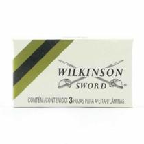 Lamina De Barbear Wilkinson Sword Com 3 Unidades