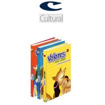 Valores Para Niños 3 Vols Cultural