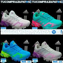 Zapatos Adidas Marathon Tr 15 Dama Y Caballero