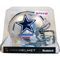 Nfl Mini Casco Speed Riddell Dallas Cowboys Vaqueros Helmet