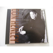 Cd Don Henley The End Of Inonocence Original Y Como Espejo