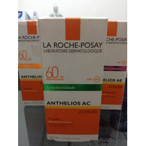 Protetor Solar Anthelios Fps 60 Antioliosidade