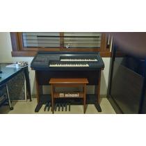 Minami Mdx-15 Órgão Super Conservado !