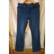 Jeans Levis Importado 315 Dama Color Azul T 30 Como Nuevo
