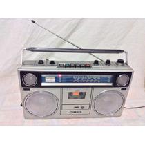 - Radio Gravador Boombox Sanyo Japan - 70´s Raro