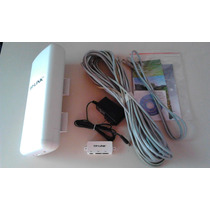 Antena Cpe Access Point Tp-link Tl-wa5210g 2.4ghz 150 Mbps 1