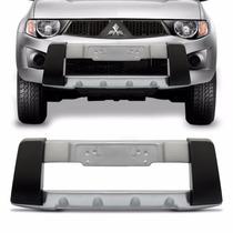 Overbumper L200 Triton 2011 2012 Front Bumper