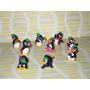 Lote De 9 Pinguinos Huevos Kinder