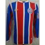 Camisa Esporte Clube Bahia 2016 Manga Longa Frete Grátis