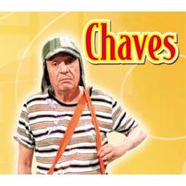 Fantasia Do Chaves Adulto C/ Boné A P/entrega Completa