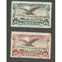 Estampillas Aereas 1922 Primera Serie Nuevas