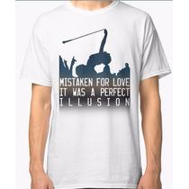 Camiseta Lady Gaga - Perfect Illusion