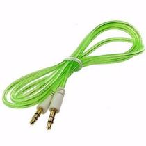 Cable Auxiliar Moderno Audio Plug 3.5mm Telefono Celular 1m