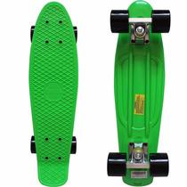 Patineta Rimable Complete 22 Pulgadas Skateboard