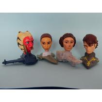 Figuras Cabezones Star Wars Galactic Heroes Drecuerdo