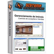 Sistema Para Controle De Imóveis, Locações E Vendas