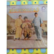 Los Xochimilcas Lp Peerless Album Triple