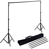 Portafondos Para Estudio Fotográfico 3 M De Ancho X 2.3m Alt