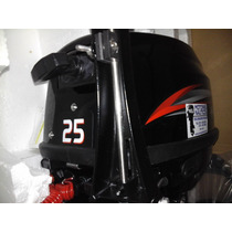 Nuevo Fuera De Borda Hidea 25 Hp 2t¡ Mercury Yamaha Powertec