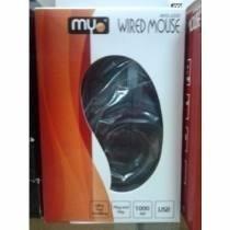 Mouse Optico Myo Usb 1000dpi Netscroll Pc