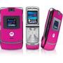 Ap. Motorola V3 Semi-novo ( Bateria Extra )